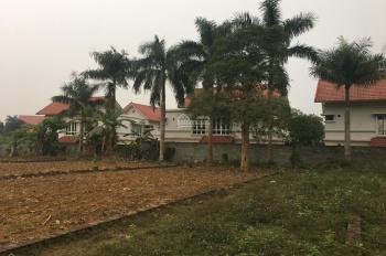 Cần chuyển nhượng lô đất 4000m2 đất làm biệt thự nhà vườn tại Tiến Xuân, Thạch Thất, Hà Nội