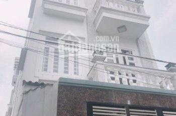 Chính chủ bán nhà MT Nguyễn Văn Bảo đối diện Đại Học CN 4, 4.2*20m, 3 lầu 14.7 tỷ TL, 0908112874
