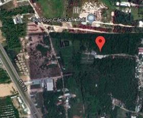 Bán 9 công đất tại An Thới, đối diện khu 35ha SunGroud, liên hệ 091.815.9509