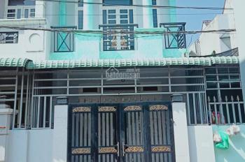 Nhà 1 trệt 1 lầu, đường nhựa Bùi Thị Cội thông 5m ngay trung tâm y tế Dĩ An, Bình Dương