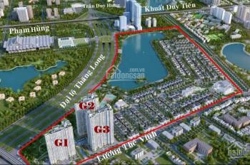 Cần tiền bán gấp căn hộ Vinhomes Green Bay chính chủ đang cho thuê đều tốt, view trung tâm vồ
