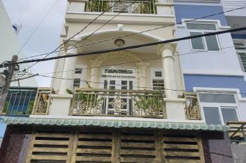 Nhà 1 trệt 2 lầu gần ngã 3 Đông Quang, P. Hiệp Thành, Q12