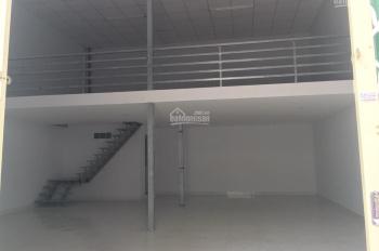 Cho thuê nhà làm xưởng  8x14m, có gác hướng Đông Nam một sẹc Nguyễn Thị Kiểu, giá 10tr/th