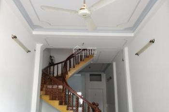 Chính chủ bán nhà nguyên căn 4x16m, 1 trệt 3 lầu, P6, Q4, gần đường Tân Vĩnh