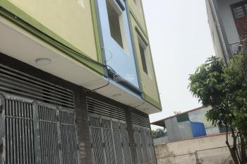 Bán nhà gần đô thị Thanh Hà Cienco 5, 32m2, 4 tầng, ngõ 3m, 1,08 tỷ, ô tô cách 10m, ngõ lát gạch đỏ