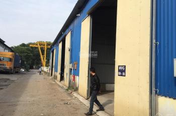Cho thuê kho xưởng gấp ở đường Ngọc Hồi, gần bễn xe nước ngầm.DT 250-380m2
