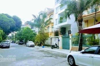 Cho thuê nhà nguyên căn biệt thự Lam Sơn sát sân bay Tân Bình 8x32m 5 lầu sân 3 ôtô giá chỉ 79tr/th