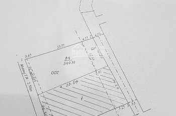 Bán 340m2 đất Hẻm 483 Đường 30/4 mặt tiền 12.2m- Giá 14 tỷ