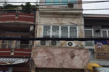 Bán nhà mặt tiền đường Phan Văn Trị, P 12, Bình Thạnh, KD sầm uất, giá 5.8 tỷ.