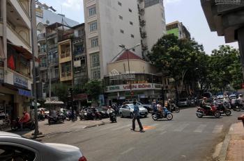 Bán gấp nhà mặt tiền đường Hồ Tùng Mậu, P. Bến Nghé, Quận 1. DT ngang 12x13m TN 350tr/th