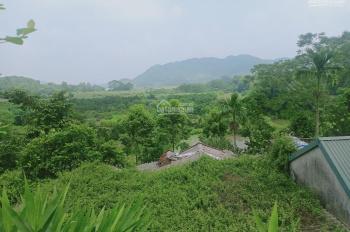 Cảnh đẹp thần tiên, lưng tựa núi, chân hướng thủy 3000m2, đất đại gia, giá nô tì. 0983100636