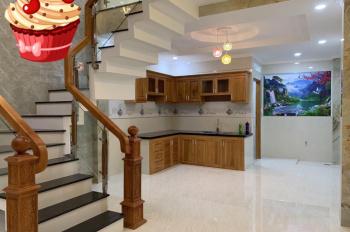 Bán nhà P15 Lê Đức Thọ, Gò Vấp, nhà mới xây, rất đẹp, nội thất đầy đủ, gọi ngay 0909873986