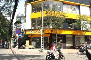 Bán nhà góc 2 mặt tiền lớn đường Lê Thị Hồng Gấm, P. Nguyễn Thái Bình Q1 (11.5x10m) CN: 106m2