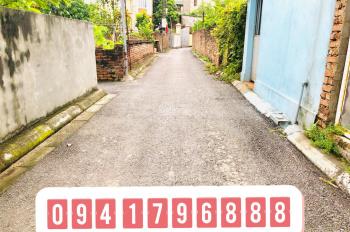 Bán 60m2 đất thổ cư tại Cổ Bi, Gia Lâm, Hà Nội, đường thông ô tô vào nhà