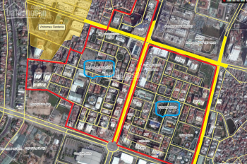 Bán biệt thự VIP lô góc, diện tích 310m2 hoàn thiện cao cấp khu đô thị Mỹ Đình - 0988551558