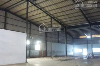 Cho thuê xưởng 3800m2 MT Quốc Lộ 50, xã Phong Phú - Huyện Bình Chánh, đường container, 0902441488