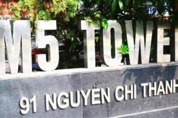 Bán/Cho thuê lại sàn trung tâm thương mại tầng 5 tòa M5 Nguyễn Chí Thanh rộng 1580m2 LH: 0969321870