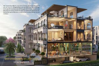 Sở hữu lâu dài biệt thự phố siêu vip - LK khách sạn Intercontinental Phú Quốc. LH: 0911590808