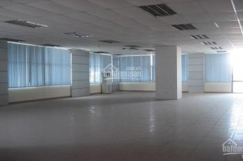 Cho thuê mặt bằng, văn phòng tại Nguyễn Tuân, diện tích từ 300 - 2.000m2, giá 250 nghìn/m2/tháng
