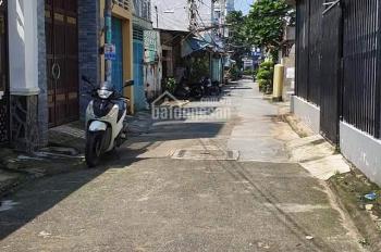 Nhà cần bán 9 x 8m, nhà cấp 4 hẻm 1 sẹc Trường Chinh, Phường Tân Hưng Thuận, Q12, giá 3 tỷ 930tr