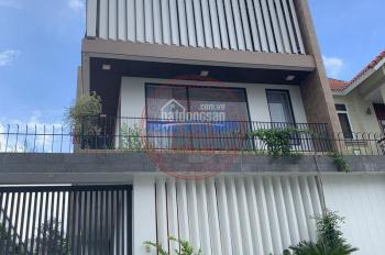Cho thuê biệt thự mới làm văn phòng + ở 350m2 4 phòng lớn, Bình An, Quận 2