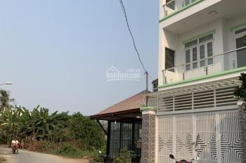 Nhà mặt tiền đường Linh Hoà Tự, 3 lầu, nhà mới, 5,4x18m, giá 4,2 tỷ còn TL, đường ô tô vào tận nhà