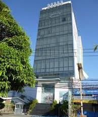 Cho thuê tòa nhà 3 hầm 15 tầng mặt tiền đường Hàm Nghi Quận 1.Giá:26 USD/M2