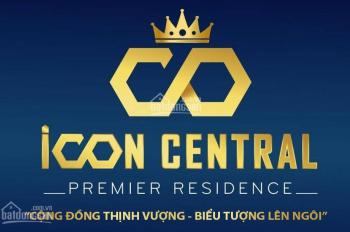 Icon Central - TP trẻ lên ngôi - lợi nhuận 12%/năm - vị trí vàng 4 MT trung tâm Dĩ An