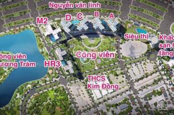 Nhận giữ chỗ ưu tiên Tòa HR3 Khu căn hộ Eco Green Saigon Quận 7. LH: 0776669856 (Mr. Khoa)