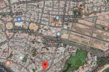 Bán lô đất đẹp Tôn Đức Thắng-Phan Thiết DT 110m2 mặt tiền 7,8m giá tốt 5,8 tỷ, LH 0911413773 Mr Lộc