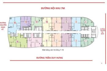 Suất ngoại giao căn hộ tại Eurowindow, chiết khấu 30%, LH: 0965 - 82 - 6886