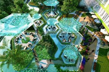Căn hộ 77m2 block Dragon view công viên giá bán ra 2,2 tỷ bao thuế phí.