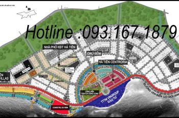 Bán 12 suất ngoại giao đất nền Shoptel đối diện TTTM Vincom giá chỉ 2 tỷ/nền, 100m2, LH: 0931671879