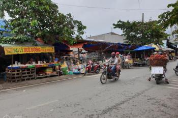 Bán nhà mặt tiền chợ Cây Me, xã Bà Điểm, Hóc Môn, gần BX An Sương