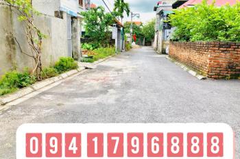 Gia đình không có nhu cầu sử dụng bán 140m2 đất trục chính Khoan Tế, Đa Tốn, Gia Lâm đường xe tải