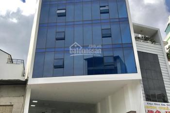 Bán tòa nhà mặt tiền Ký Con, Nguyễn Thái Bình, 4 x 18m, nở hậu 10m, hầm 7 lầu - 14 phòng, giá 43 tỷ