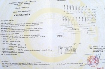 Chính chủ bán 100m2 đất KDC 10 Mẫu, đường 49 Nguyễn Duy Trinh,Q2. Kế bên Lake View giá bán 3,1 Tỷ