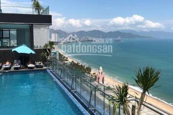 Cho thuê căn hộ tại khách sạn Maple, ngay tháp Trầm Hương, cách biển 300m, LH: 0935705090