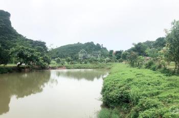 Bán gấp lô đất 1.1 ha, vị trí tuyệt đẹp phù hợp làm khu nghỉ dưỡng, tại Lương Sơn, Hòa Bình