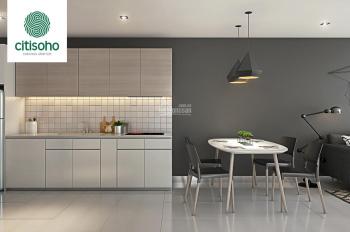 Bán căn hộ Citi Soho, 56m2, 2pn, sắp nhận nhà, giá bán có VAT chỉ 1,4 tỷ. LH 0938 889 665