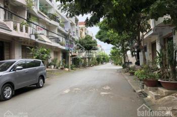 Cho thuê nhà phố 4 * 20m kdc Nam Long Phú Thuận Q7