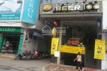 Cho thuê cửa hàng mặt phố Thanh Nhàn, 70m2, MT 6m, thuê 50tr/th, LH 0944093323