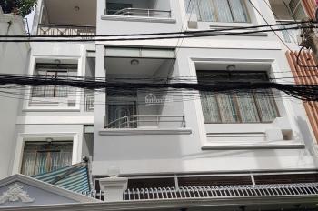 Nhà HXH (6m) Học Lạc, P14, Q5, giá chỉ 8.5 tỷ