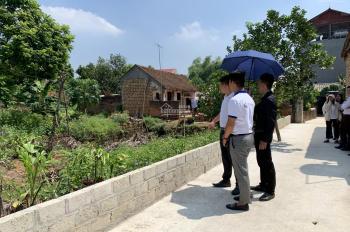 Chính chủ cần bán 169.6m2 đất thôn Cánh Chủ, xã Bình Yên gần khu CNC Hòa Lạc