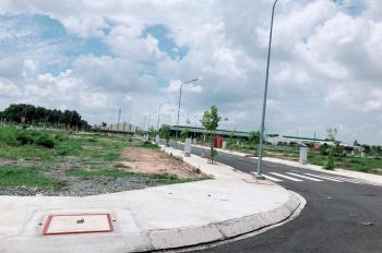 Cần bán đất MT An Phú 07, Thuận An, Bình Dương SHR XDTD TC 100% DT 90m2 giá 1.35 tỷ (TL) 0932154759