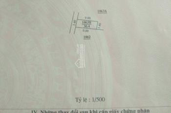 Bán gấp 30.4m2 đất Dương Nội, Hà Đông, giá 1,1 tỷ