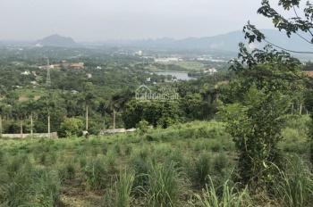 30ha giá siêu rẻ làm du lịch nghỉ dưỡng tuyệt đẹp nhìn toàn cảnh  huyện chương mỹ và Lương Sơn
