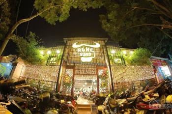 Cần sang nhượng nhà hàng phô NGUYÊN THỊ SÁU, diện tích 400m2, mặt tiền 12M