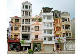Bán nhà MP Khương Đình, DT 60m2 x 7 tầng, MT 5m, sổ đỏ, giá 13.5 tỷ