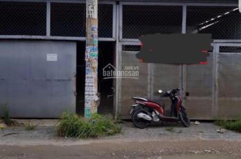 Cần cho thuê xưởng một sẹc đường Vĩnh Lộc, Ấp 1 - Xã Vĩnh Lộc A, Bình Chánh